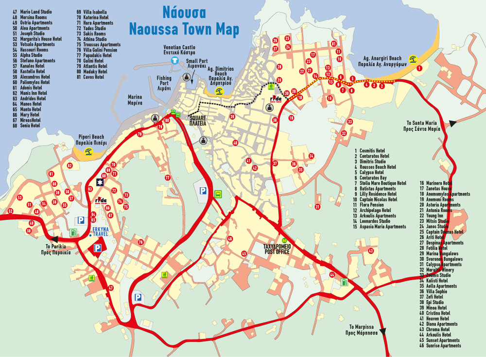 ride moto rental naoussa, paros, greece naoussa map Naoussa Greece Map Naoussa Greece Map #1 naoussa greece wine